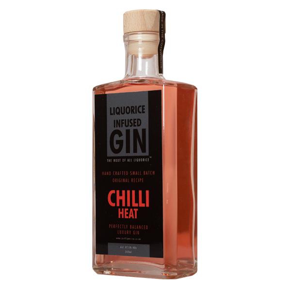 Chilli liquorice infused Gin