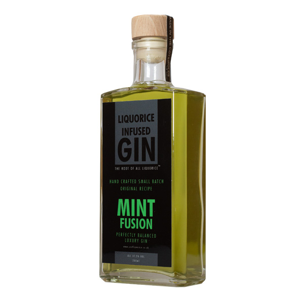 Mint liquorice infused Gin